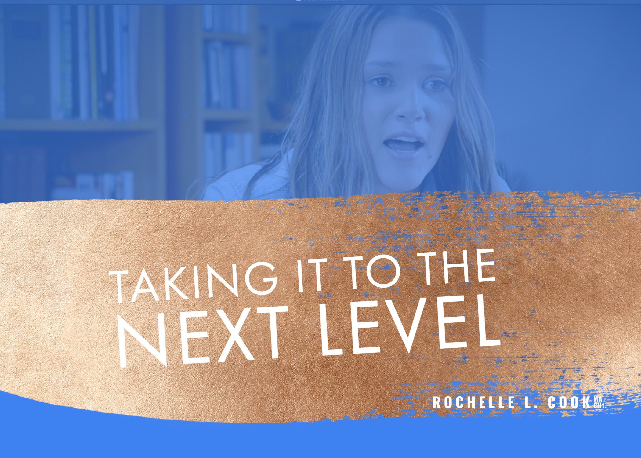 Taking it to the Next Level with India Wadsworth