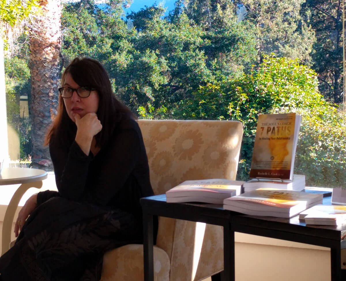Book Signing at the Ojai Retreat