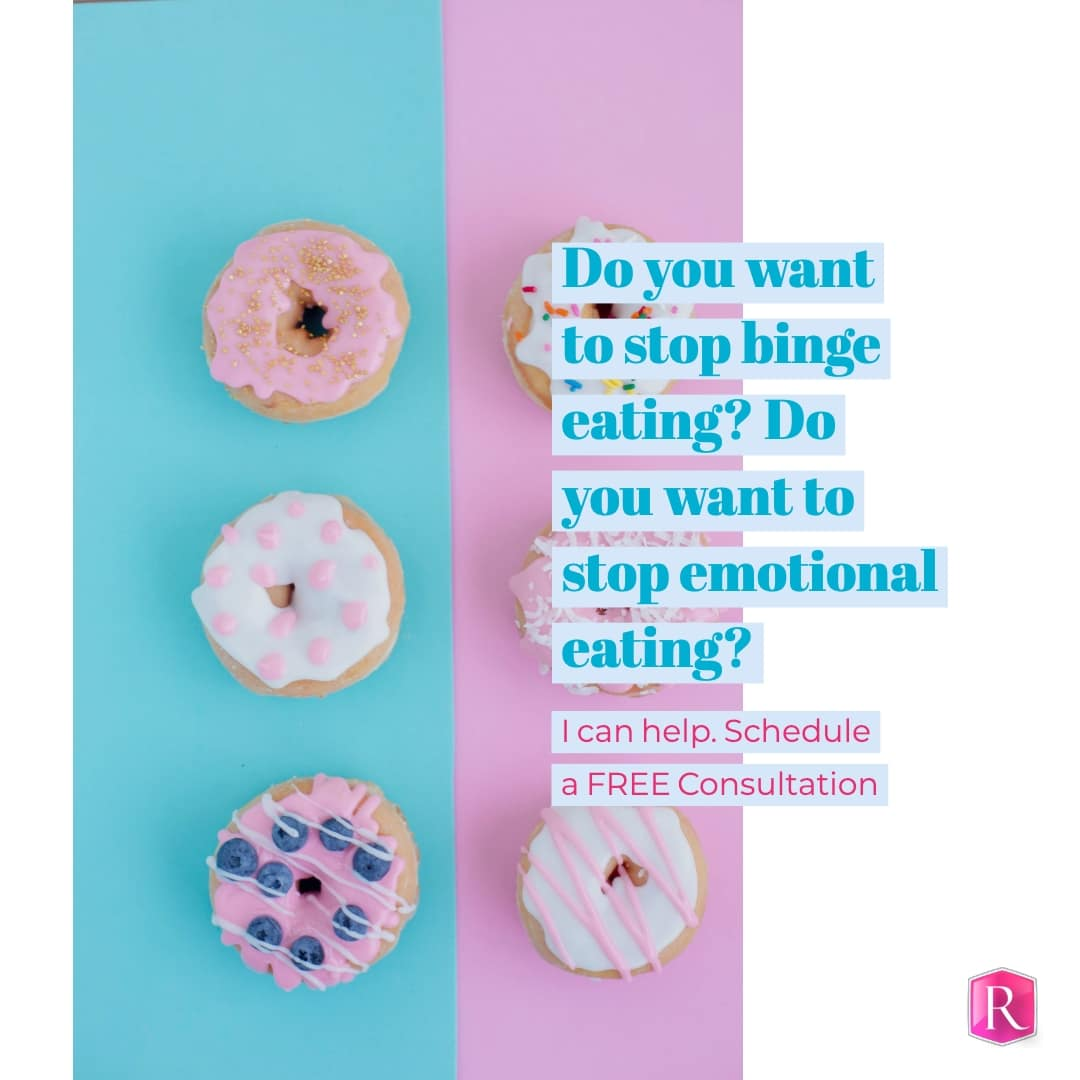 Do you want to Stop Emotional Eating?
