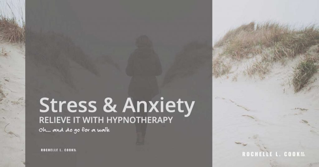 How to Relieve Stress & Anxiety with Hypnotherapy