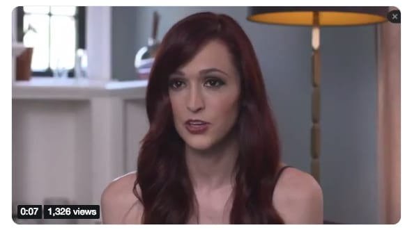 "Rochelle L. Cook with #JaclynGlenn ""The one person I will see again is…"""