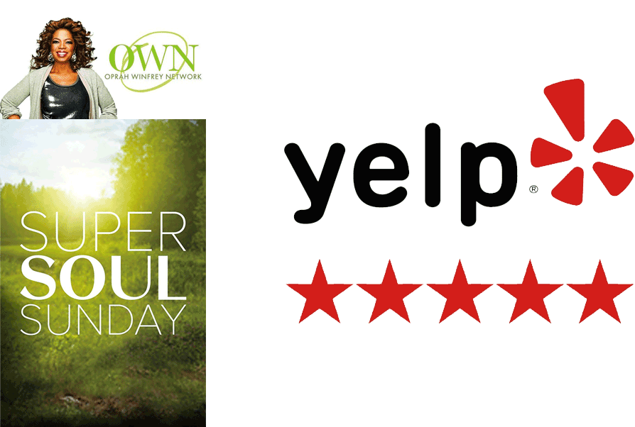 Rochelle L. Cook as seen on OWNTV and 65 plus reviews on YELP