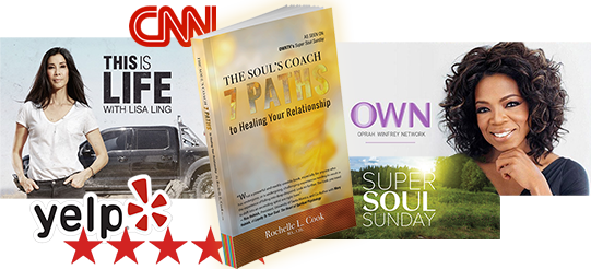 PR and Media Appearances by Rochelle L. Cook MA CHt.