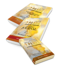 Rochelle L. Cook's MA CHt., The three book Soul Coaching System