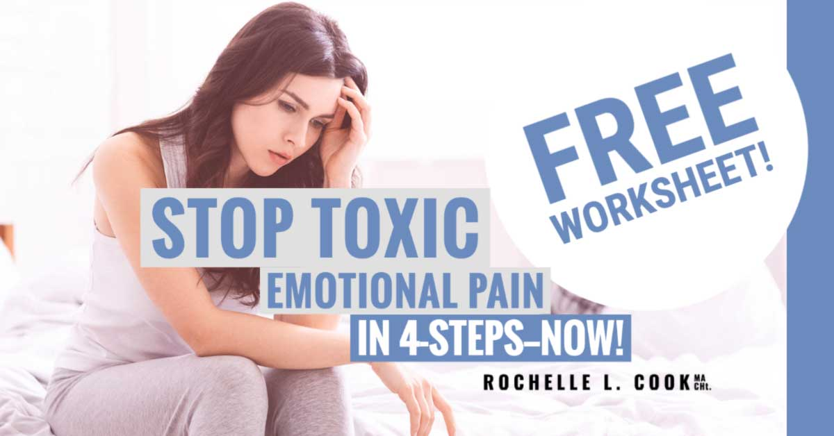 Relationship Addiction—Are You Addicted? End your Toxic relationship with Hypnotherapy.