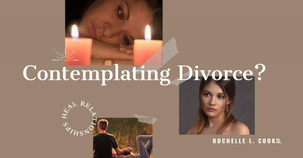 Contemplating Divorce? Heal Your Toxic Relationship with Hypnotherapy
