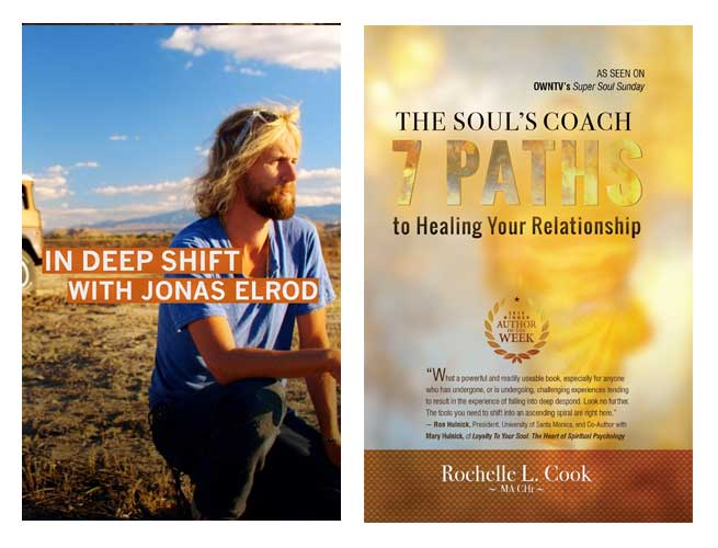 In Deep Shift Director Jonas Elrod endorses Rochelle L. Cook's Hypnotherapy work