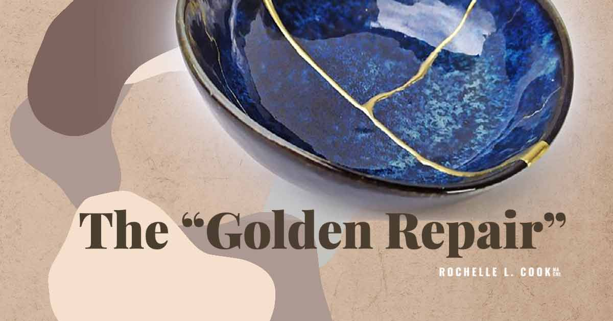 The Golden Repair A Hypnotherapy method by Rochelle L. Cook