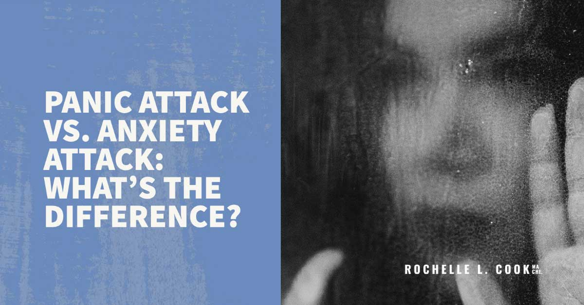 Panic Attack Vs. Anxiety Attack: What's The Difference?